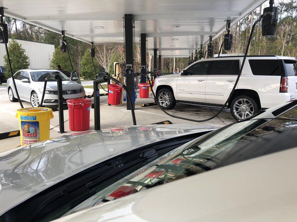 Camel Premium Express Car Wash