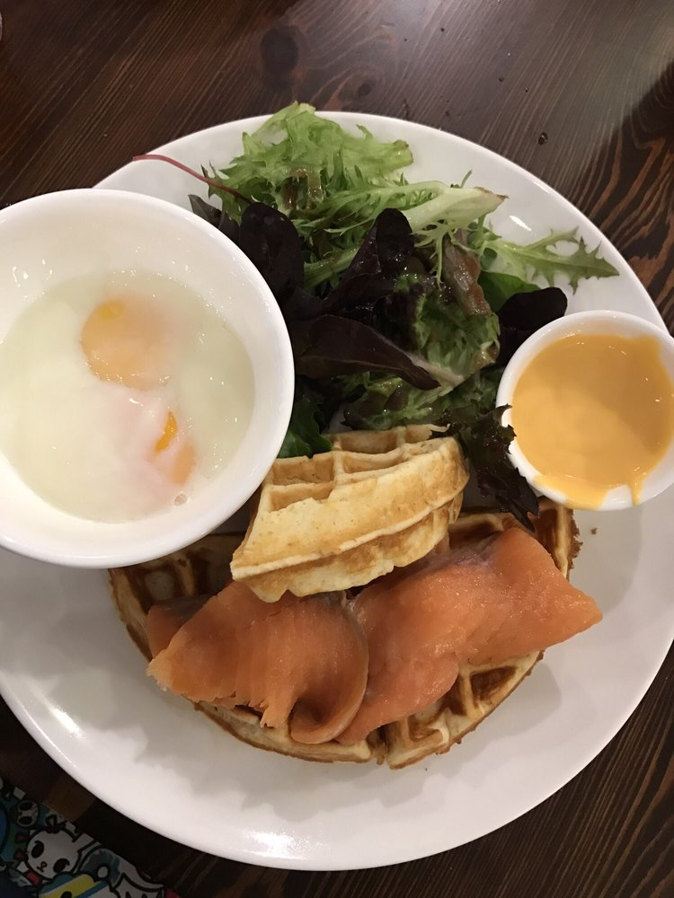 The Flame Cafe Singapore