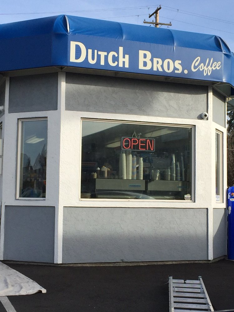 Dutch Bros Coffee: 638 Redwood Hwy, Grants Pass, OR