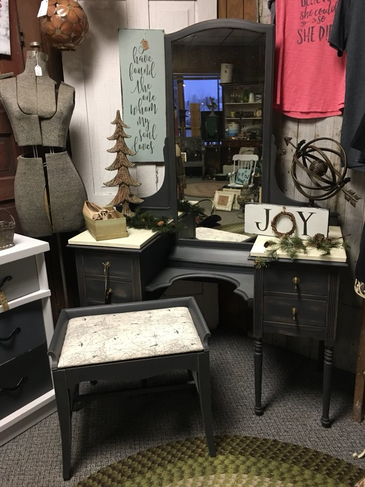 Little Sister's Antiques: 318 1st St S, Cold Spring, MN