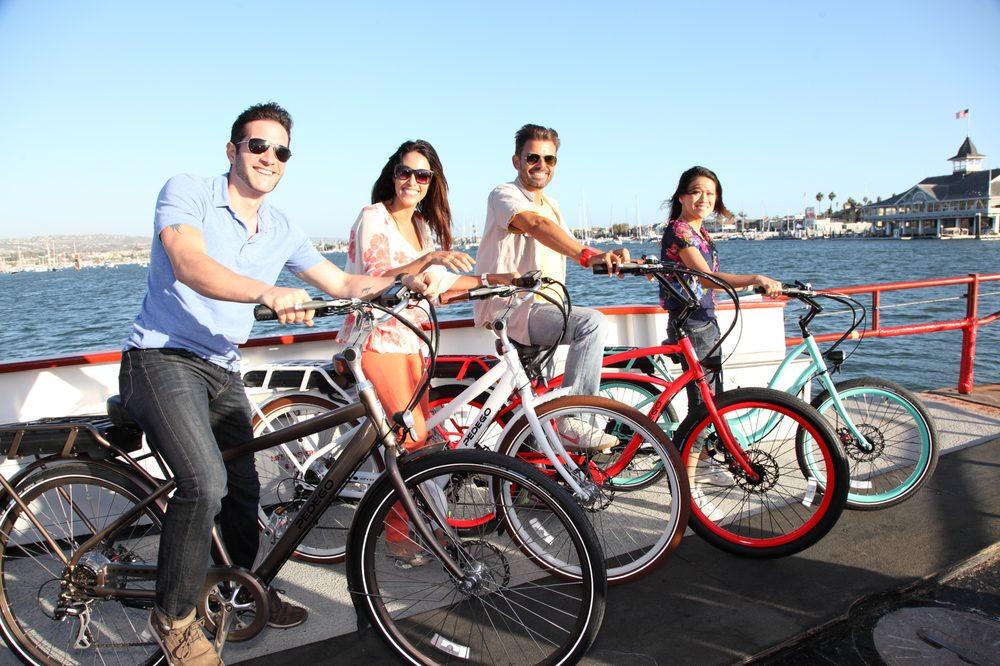 Pedego Electric Bikes Corona Del Mar