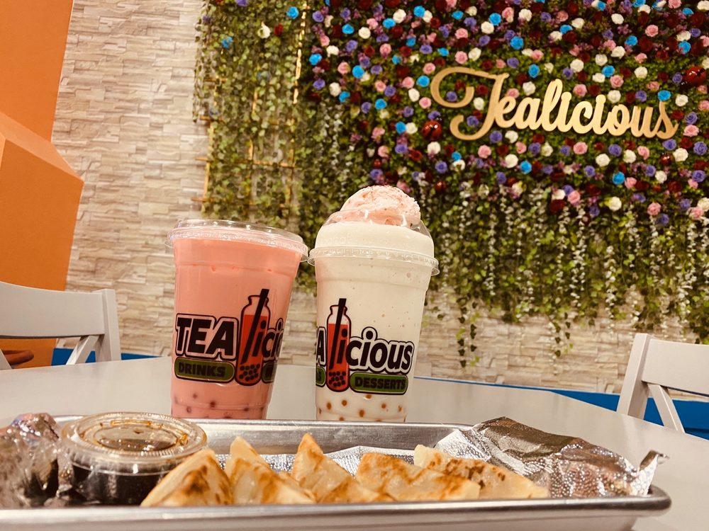 Tealicious Drinks & Desserts