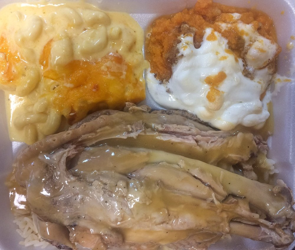 Food 4 The Soul Diner & Bakery - Soul Food - 3716 N 39th St, Tampa ...