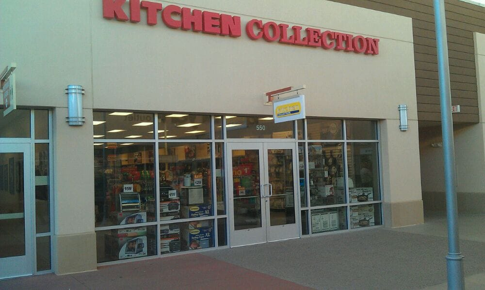 Kitchen Collection store or outlet store located in Myrtle Beach, South Carolina - Tanger Outlets Myrtle Beach Hwy 17 location, address: Kings Road, Myrtle Beach, South Carolina - SC Find information about hours, locations, online information and users ratings and reviews.3/5(1).