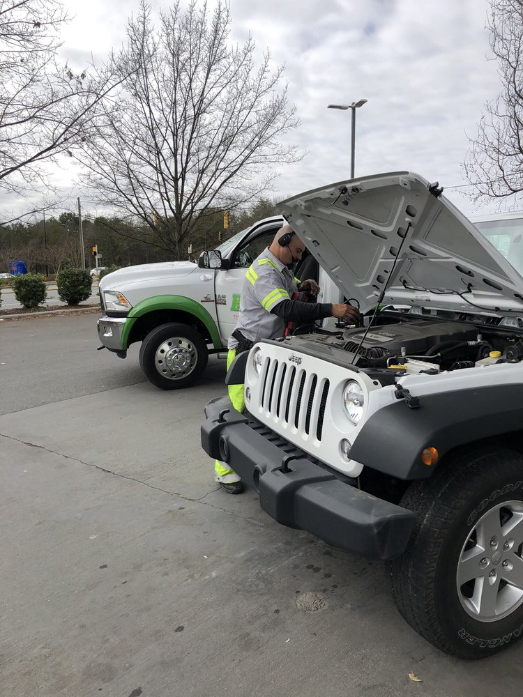 Towing business in Gastonia, NC