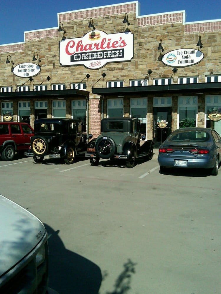 Photo of Charlie's Old Fashioned Burgers - Farmersville, TX, United States. Charlie's Old Fashioned Burgers - Farmersville, Texas