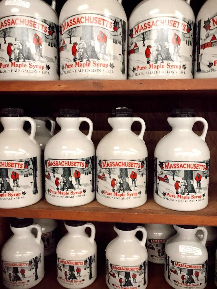 Whitney's Farm Market & Country Gardens: 1775 S State Rt 8, Cheshire, MA