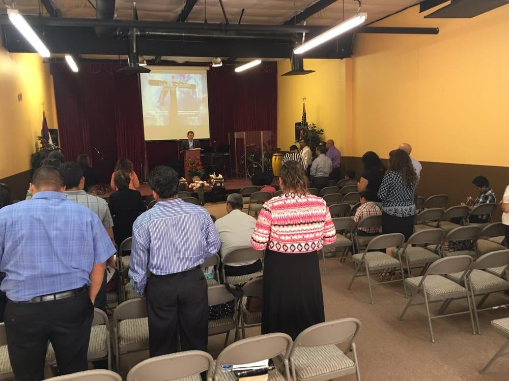 Iglesia Cristiana Dios Es Bueno: 1975 Las Plumas Ave, San Jose, CA