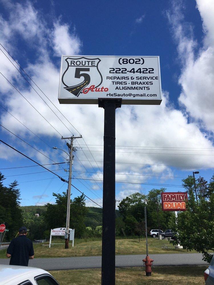 Route 5 Auto: 345 Lower Plain, Bradford, VT