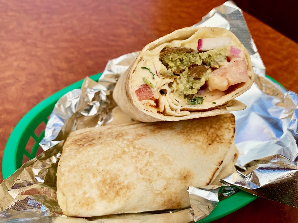 Shawarma Falafel: 26 Province St, Boston, MA