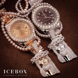 Icebox Diamonds Watches Atlanta Ga