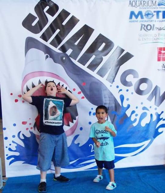 Shark-Con: 333 S Franklin St, Tampa, FL
