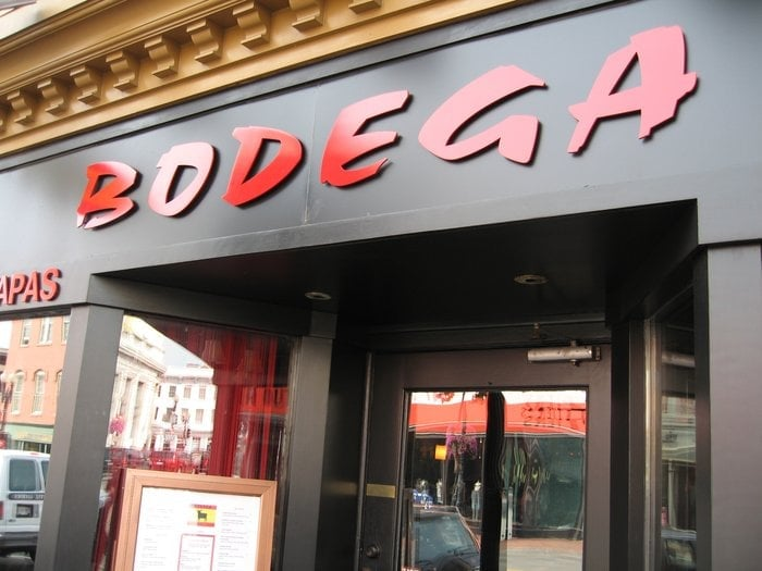 Bodega: 3116 M St NW, Washington, DC, DC
