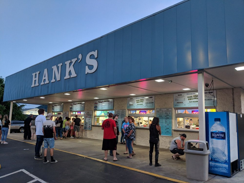 Hank's Frozen Custard and Mexican: 2210 3rd Ave, New Brighton, PA