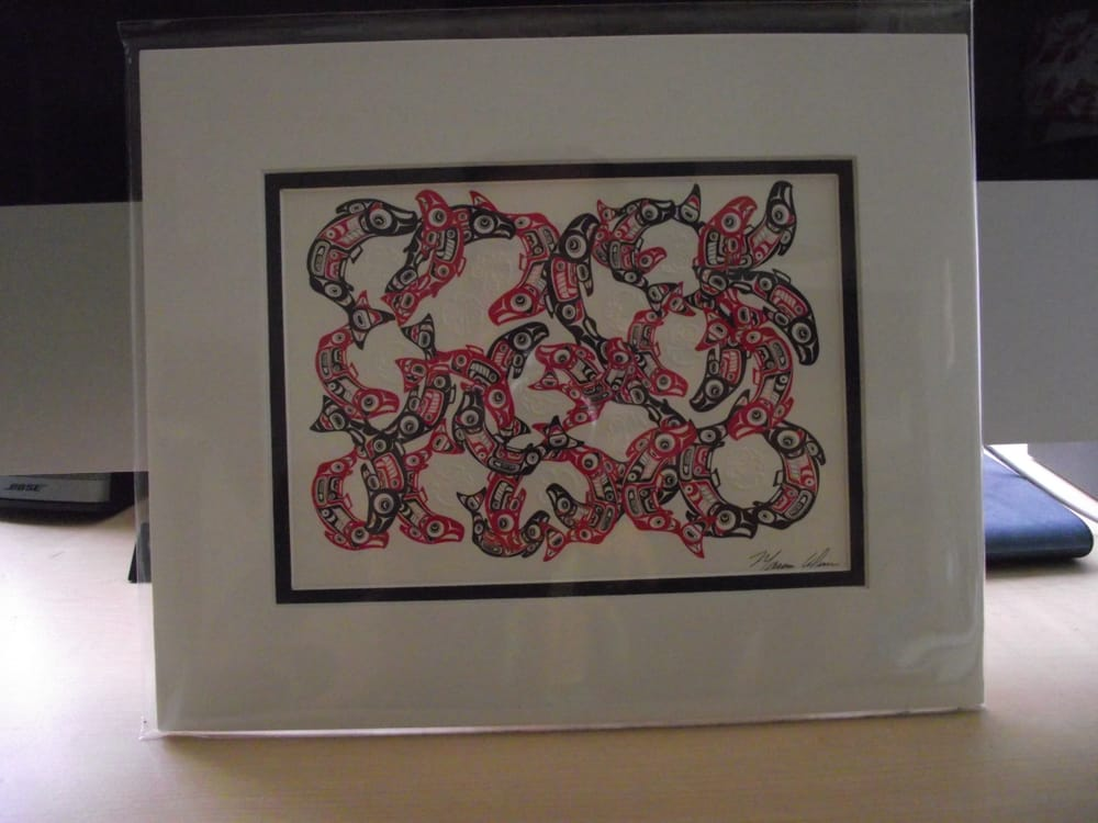 Northwest Tribal Art 10 Photos Art Galleries 1417