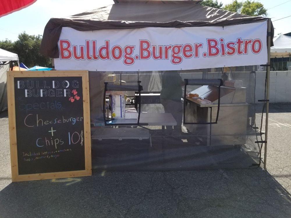 Bulldog Burger Bistro