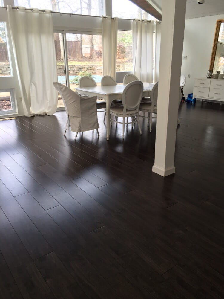Photo Of Braz Flooring Silver Spring Md United States Copper Hevea Floors