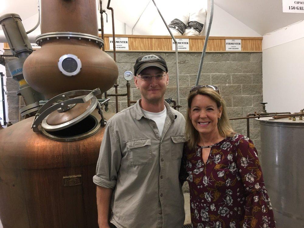 Old Pogue Distillery: 716 W 2nd St, Maysville, KY