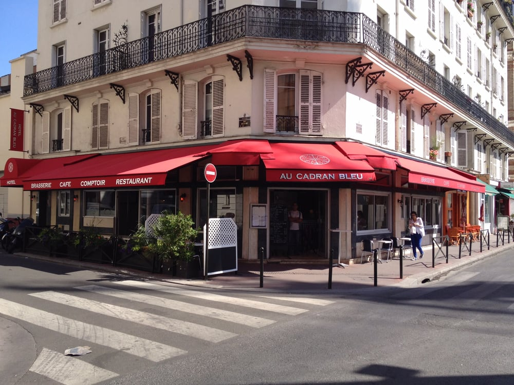 au cadran bleu h tels 141 rue aristide briand levallois perret hauts de seine restaurant. Black Bedroom Furniture Sets. Home Design Ideas