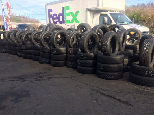 Quality Tire And Battery 2943 N Central St Knoxville Tn Tire