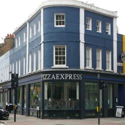 Pizza Express Pizza 316 Kennington Road Kennington