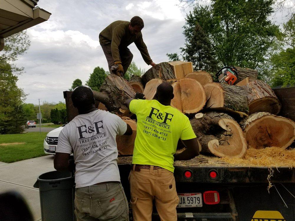 F & F Tree Service: 3469 Dayton Xenia Rd, Beavercreek, OH