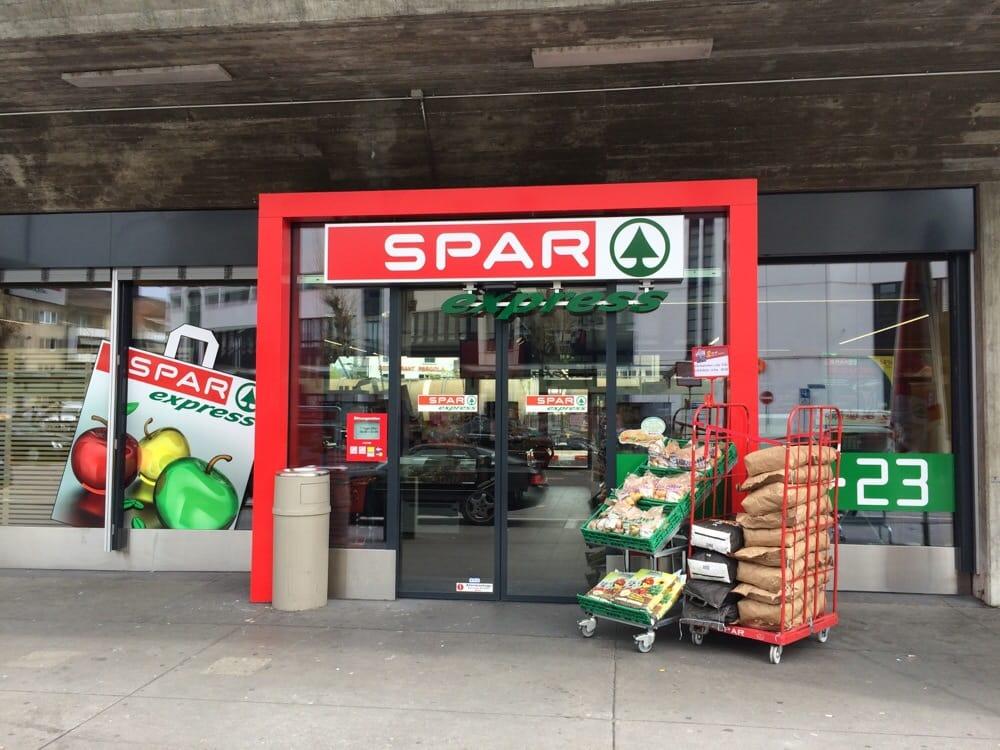 Spar express supermarkets bahnhofplatz dietikon - Nearest garage to my current location ...