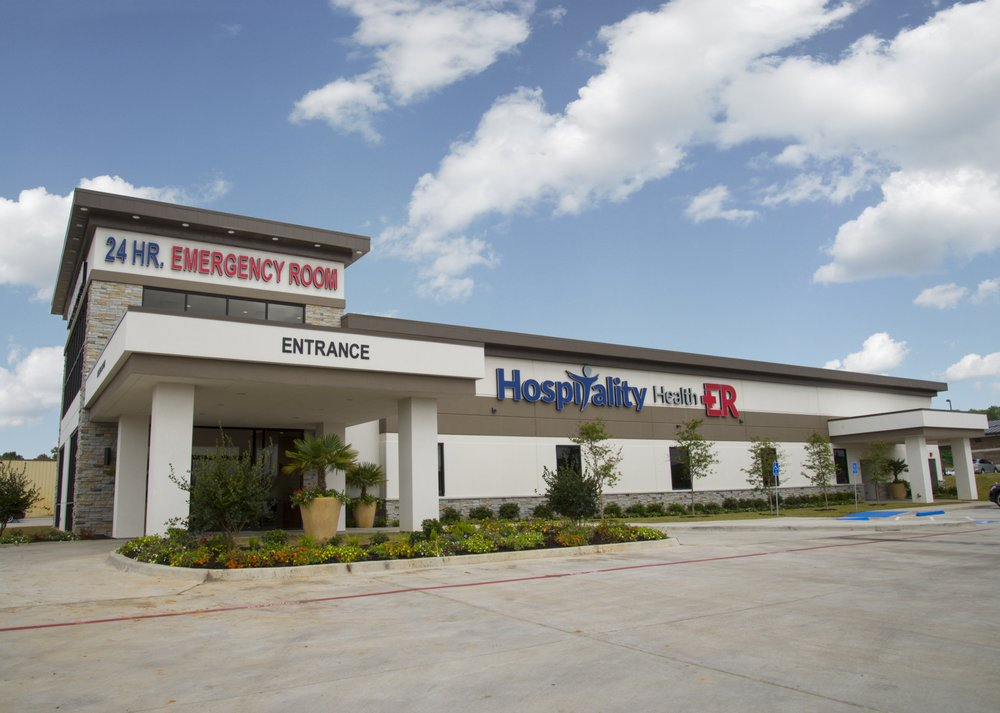 Hospitality Health ER: 4222 Seawall Blvd, Galveston, TX