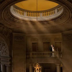 Photo Of City Hall Wedding Photographer San Francisco Ca United States It