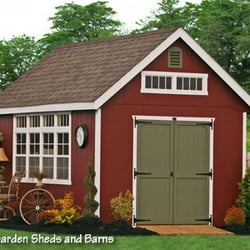 Beau Photo Of Sheds Unlimited   Morgantown, PA, United States. A 10x16 Premier  Garden