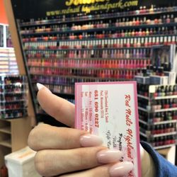 Red Nails - 19 Photos & 41 Reviews - Nail Salons - 720 Cleveland Ave ...