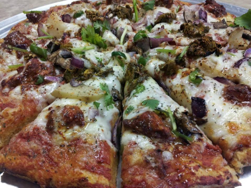 Pizza Restaurants In Tulare Ca