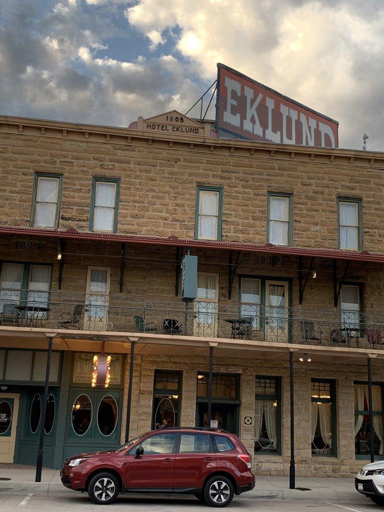 The Elklund: 15 Main St, Clayton, NM