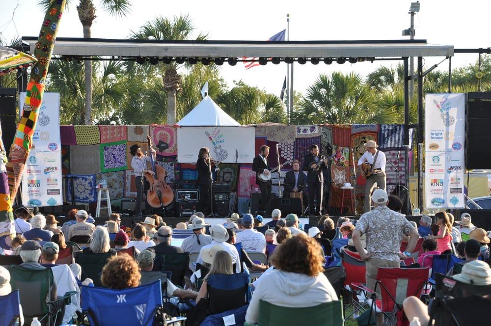Safety Harbor Song Fest: 100 Main St, Safety Harbor, FL