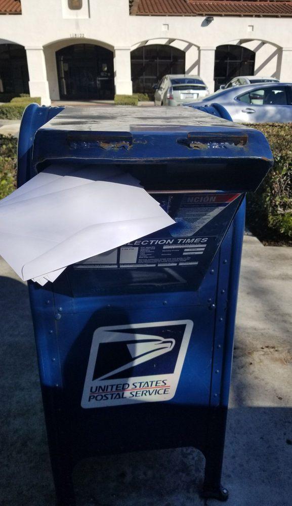 US Post Office: 18122 Carmenita Rd, Cerritos, CA