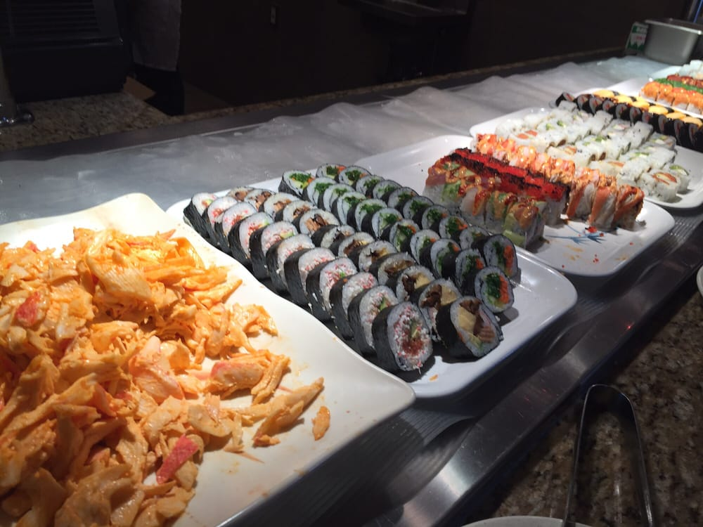 U-Like Sushi Buffet: 201 Walker Rd, Prescott, AZ