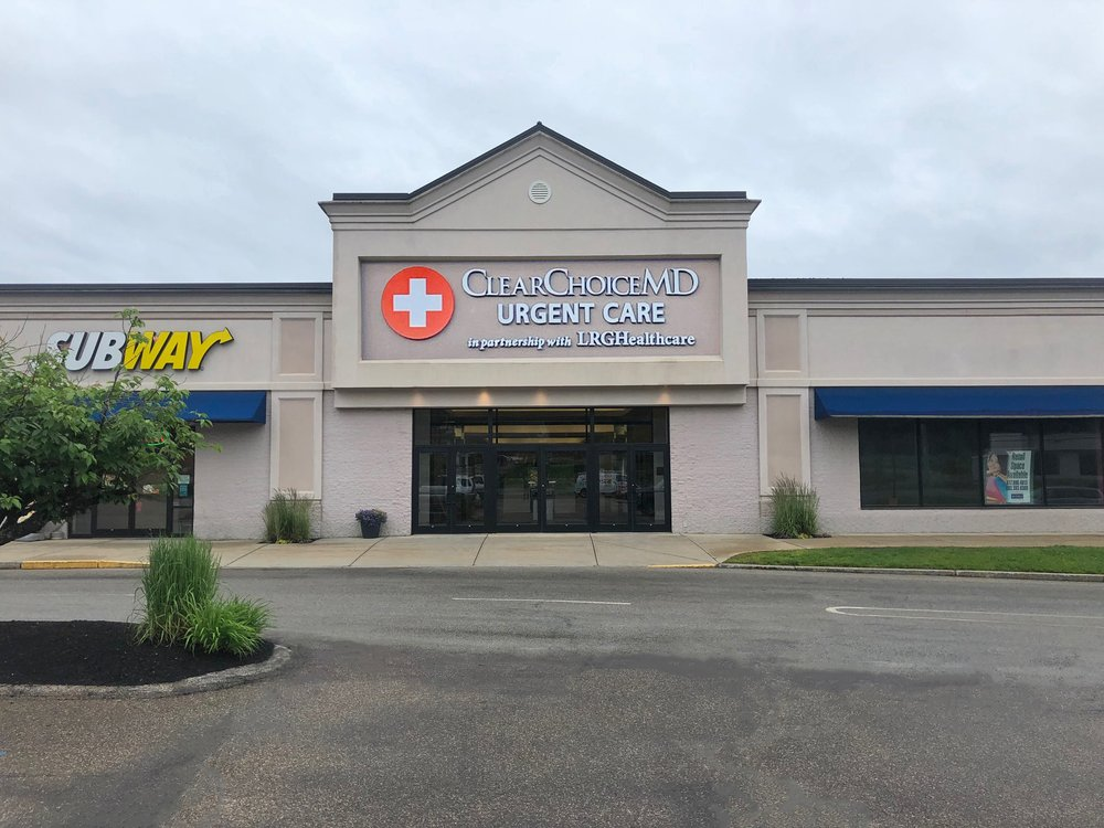 ClearChoiceMD Urgent Care: 96 Daniel Webster Hwy, Belmont, NH