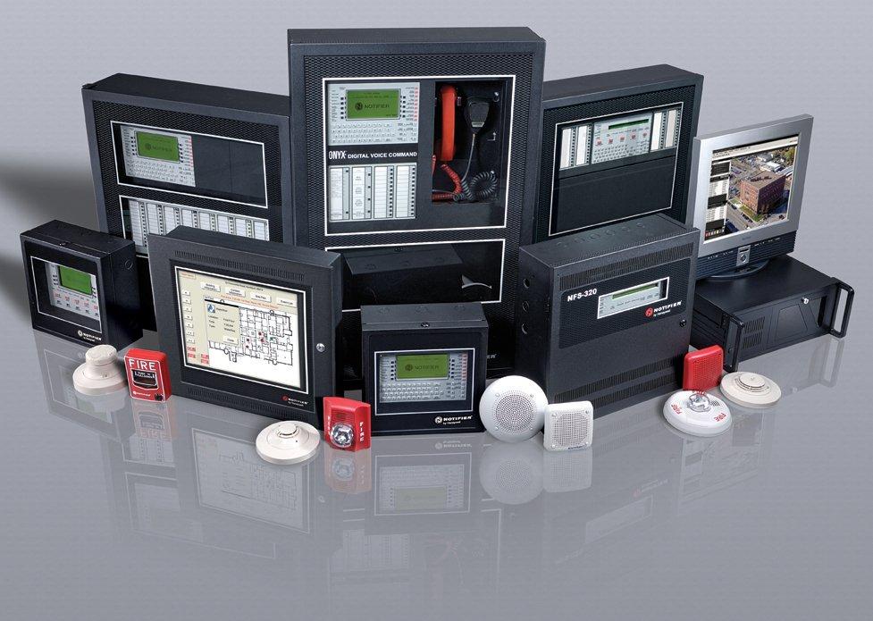 NOTIFIER Fire alarm system - Yelp