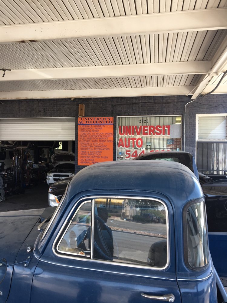 University Auto Service