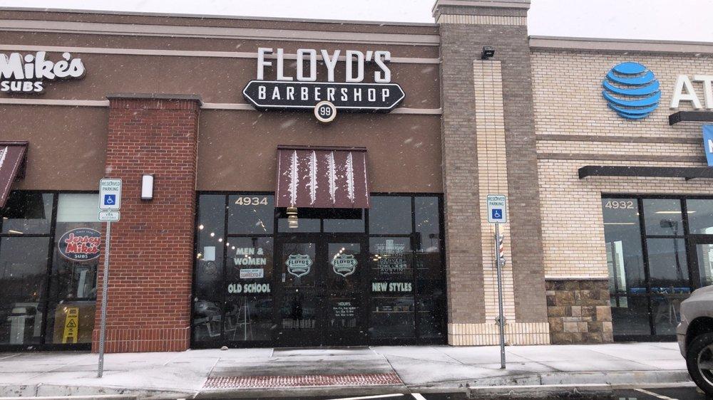 Floyd's 99 Barbershop: 4934 Thompson Pkwy, Johnstown, CO