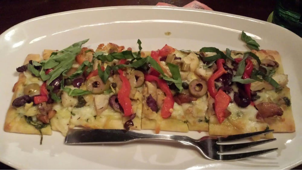 Mediterranean flatbread 8 pieces coming out next week i - Olive garden online reservations ...