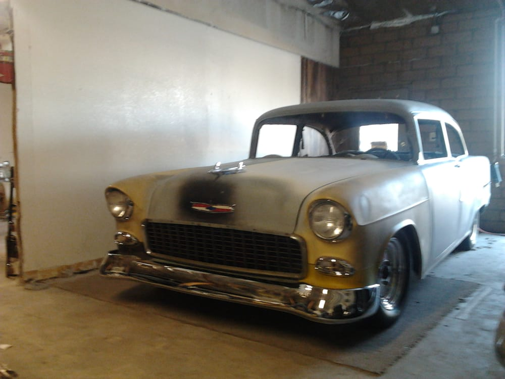 All In Classic Cars - Auto Repair - 455 S Dst, San Bernardino, CA ...