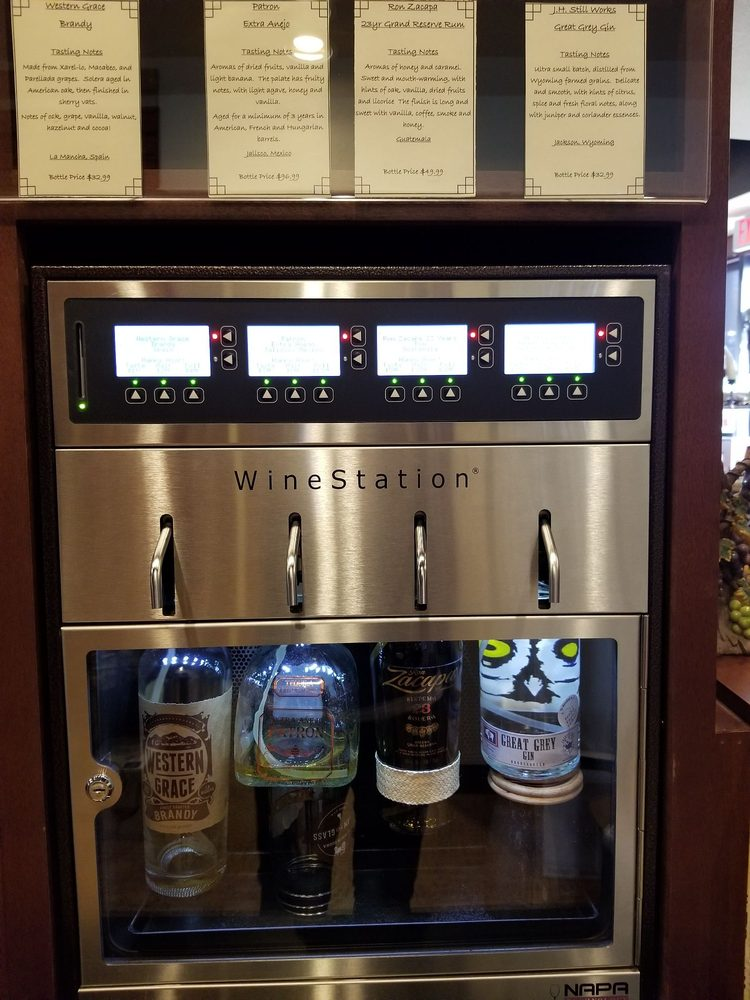 The Tasting Library: 700 N Main St, Sheridan, WY