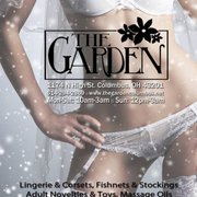 The garden sex store columbus ohio