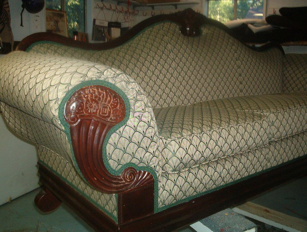 Becky's Upholstery: 14744 Towle Ln, Grass Valley, CA