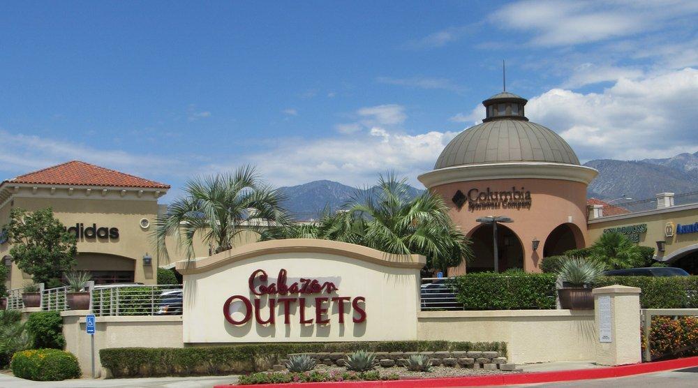 Cabazon Outlets: 48750 Seminole Dr, Cabazon, CA