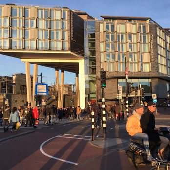 DoubleTree by Hilton Amsterdam Centraal Station - 157 ...
