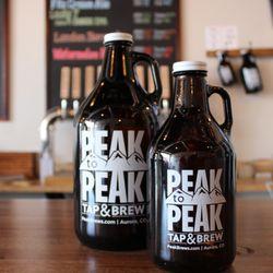 Peak to Peak Tap & Brew - 9735 E Colfax Ave, Aurora, CO