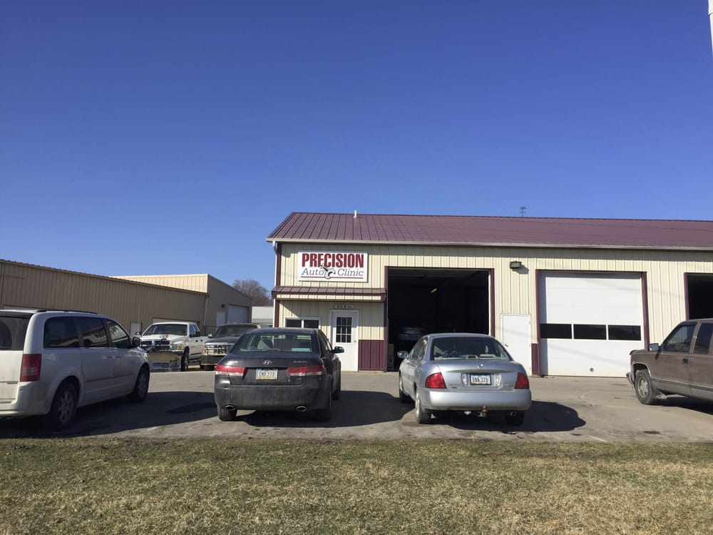 Precision Auto Clinic: 815 N 2nd St, Ames, IA