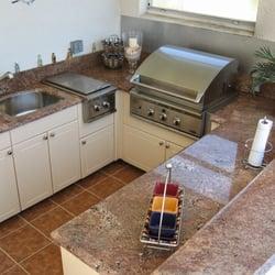 Photo Of McCullough Family Granite   Ocala, FL, United States. Summer  Kitchen Counters